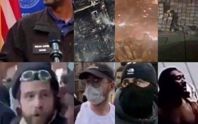 USA : des émeutes encouragées  ?