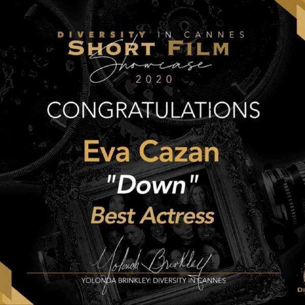 Eva Cazan Down Best Actress