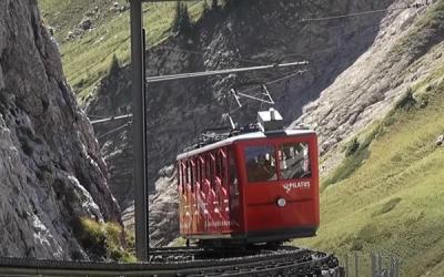 Transports suisses : c'est le sommet !