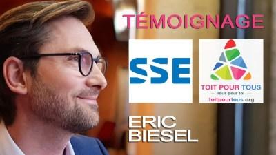 Eric Biesel SSE Société Suisse des Entrepreneurs - TOIT POUR TOUS