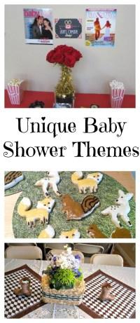 Unique Baby Shower Ideas | planning unique baby shower ...