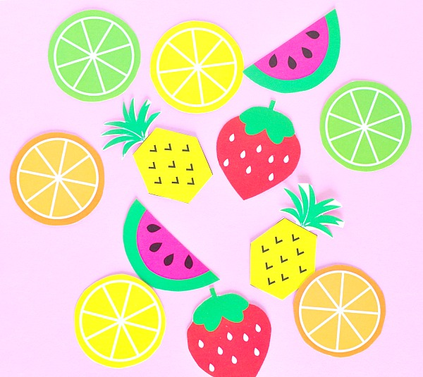 Fruit Party Printables Val Event Gal