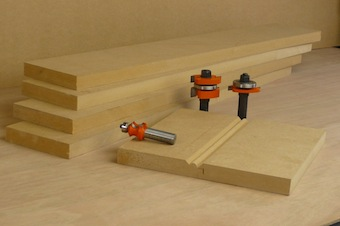 How To Make Tongue And Groove With A Router