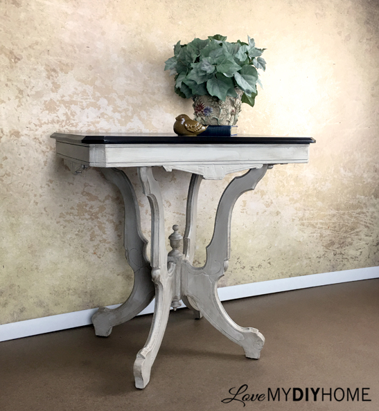 Sophia Antique Parlor Table