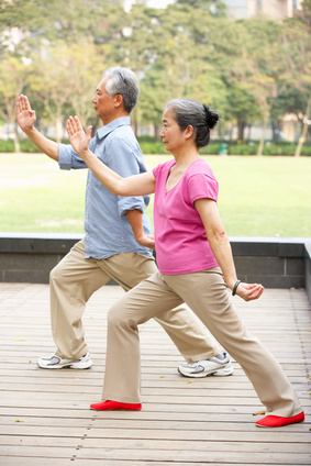 tai chi for seniors, exercise for people over 80