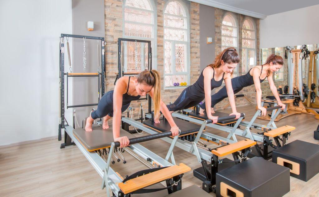 Piltes training julie klutinoty, Valentina Boonstra