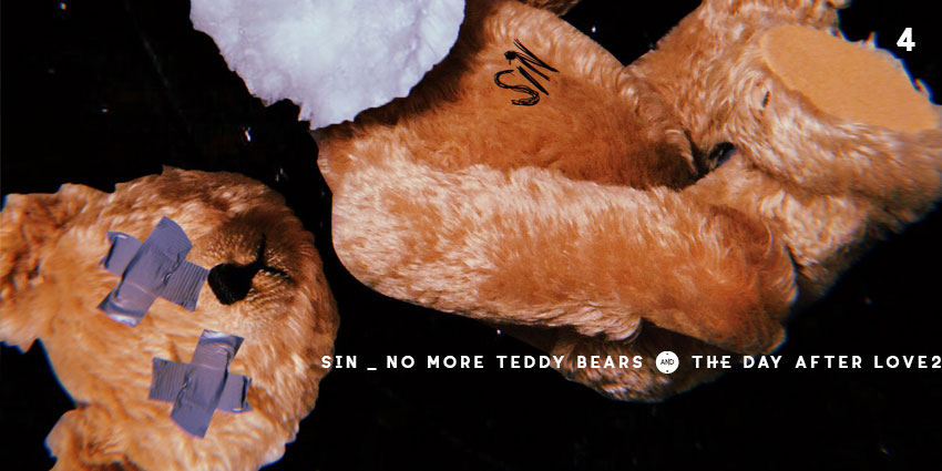 sin no more teddy bears