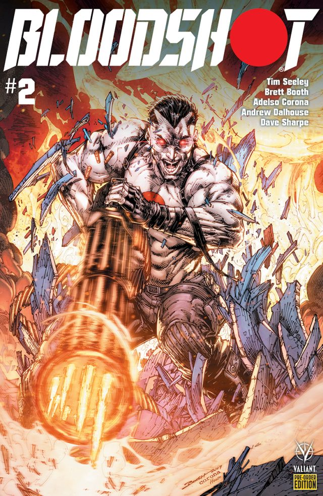 Bloodshot 1 12 Preorder Edition Bundle Features Covers By