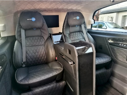 Leather seats protection
