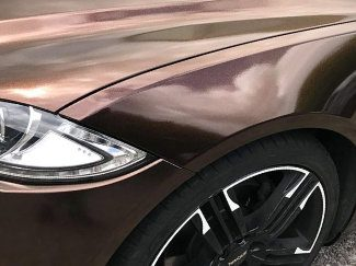 Copper Black Starlight Gloss Wrap