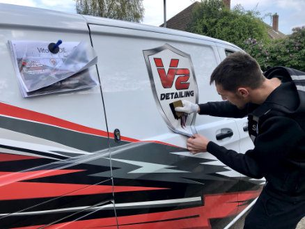 Car Vinyl Film Wrapping
