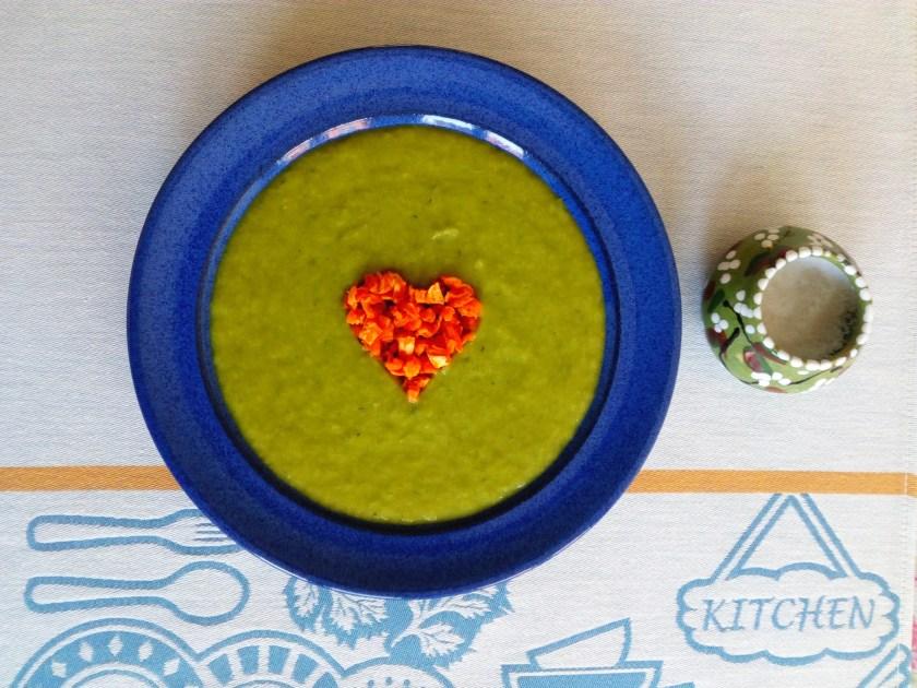 Leek-Potato Soup Recipe