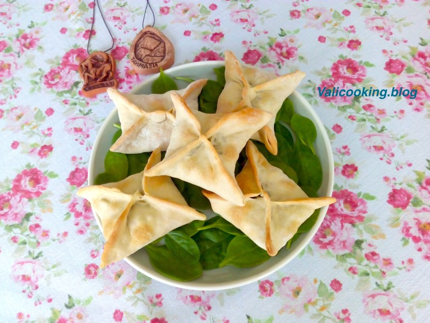Spinach Fatayer