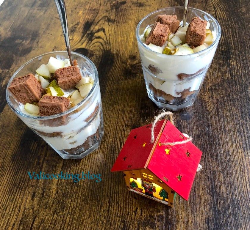 Pears-Mascarpone Dessert Recipe