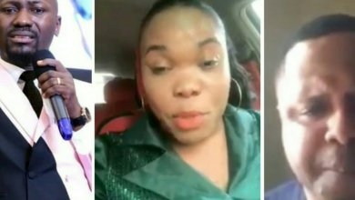 Photo of Pastor Petition Apostle Suleman For Sleeping With His Wife