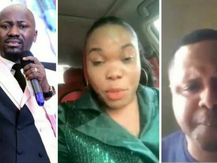 Pastor Petition Apostle Suleman For Sleeping With His Wife