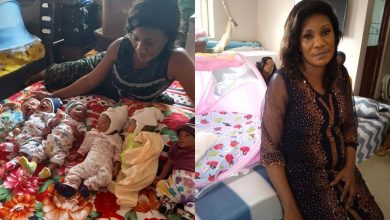 Photo of Woman Gives Birth To Sextuplets After 6 Years