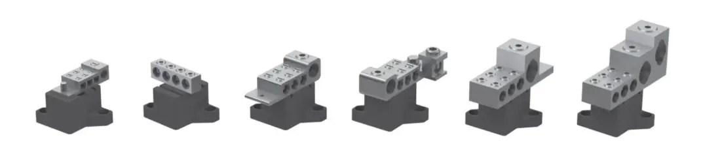 Insulated Power Distribution Lugs