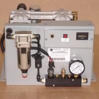 Air Compressor Control Panel.