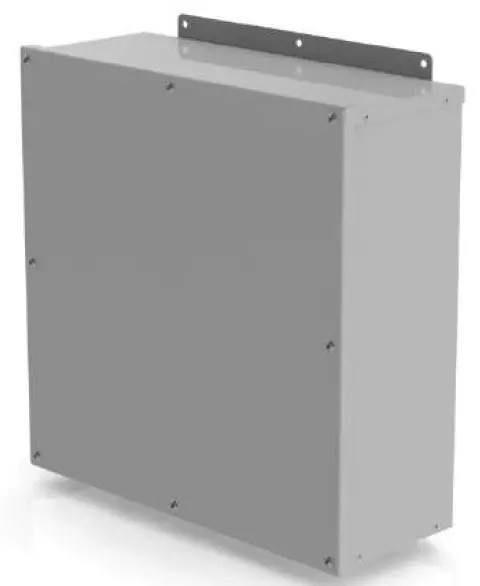 Aluminum Weatherproof Enclosure.