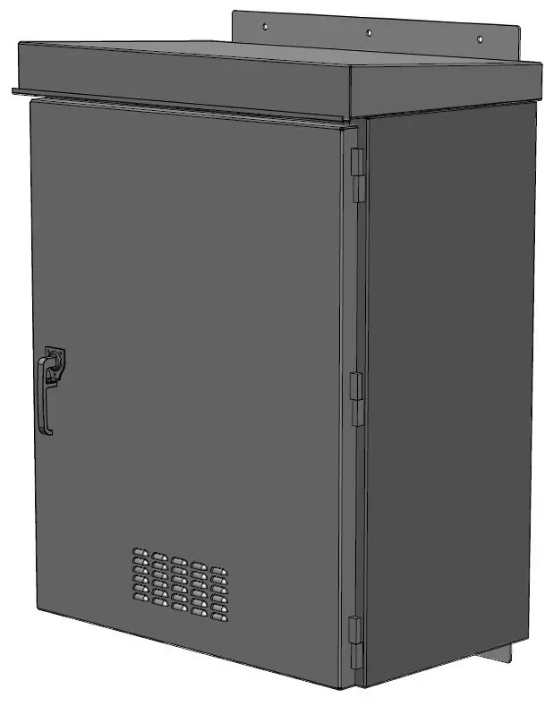 Wall Mount Type 3R Enclosure