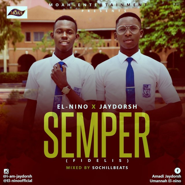 El-Nino & Jay Dorsh – Semper