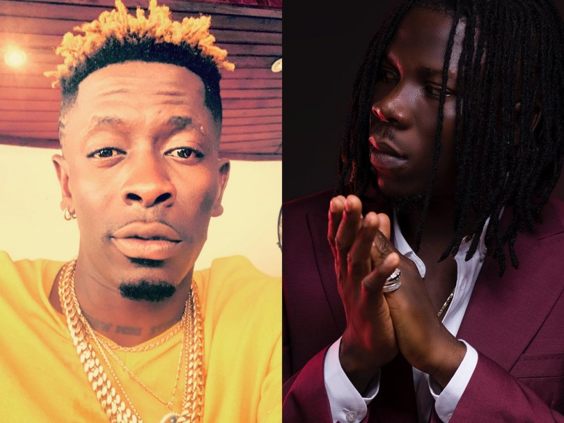 Stonebwoy and Shatta Wale Stripped Of VGMA Awards