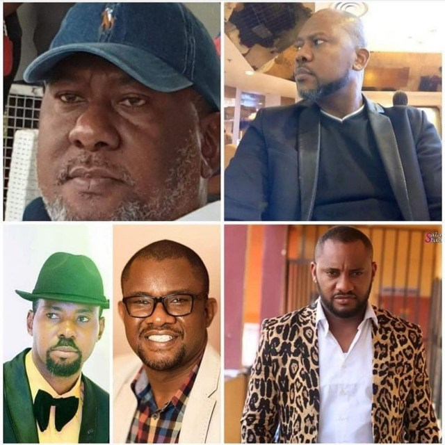 Yul Edochie Reveals His Biological Brothers