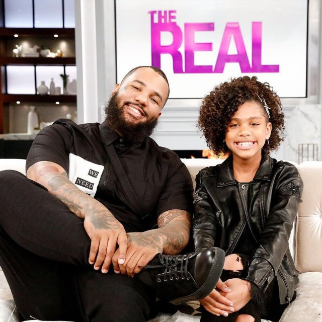 Rapper, Game Shares Cute Pictures Of His Kids On Father's Day