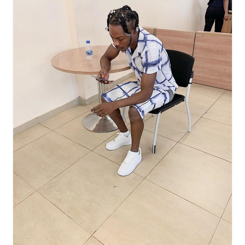 Naira Marley Ridiculously Tags EFCC, PDP And APC On Instagram Post