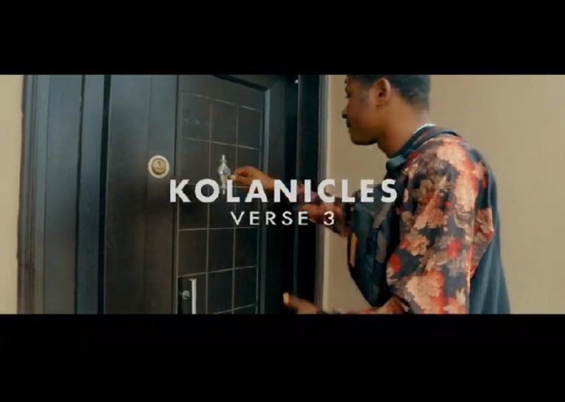 Kolaboy – KOLAnicles Verse 3 ft. Efe