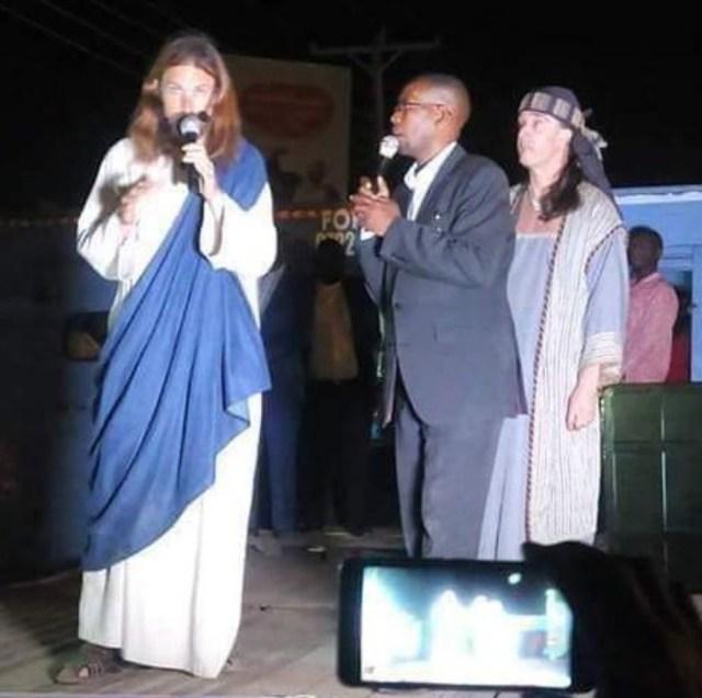 Hilarious: Jesus of Nazareth visits Kenya