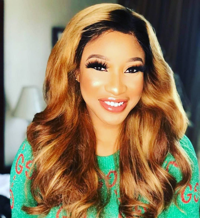 Tonto Dike and other women reveal they had plastic surgery