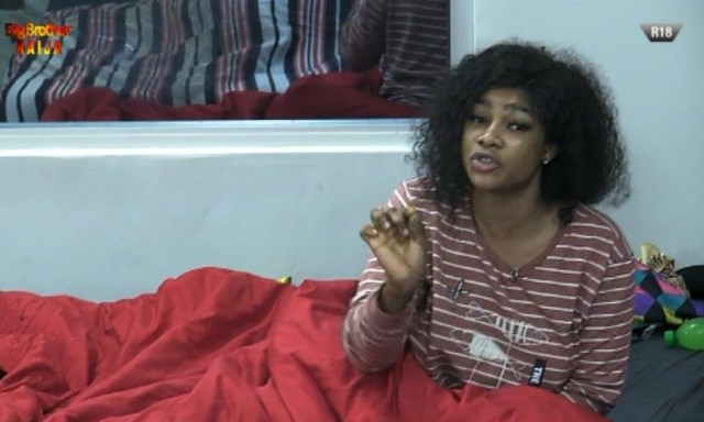 Tacha knows Tunde Ednut is badmouthing her, watch what she told Elozonam
