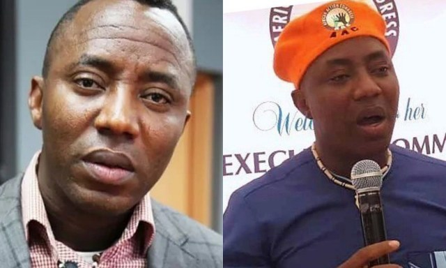 FG charges Sowore, accuses him of insulting Buhari