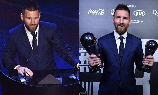 Best FIFA Football Awards 2019: Lionel Messi defeats Ronaldo, Van Dijk, wins FIFA Men's Player