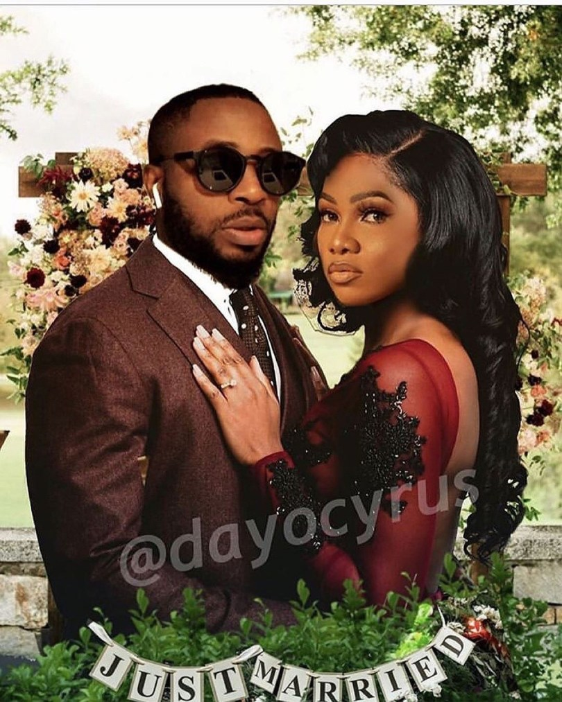 Post Wedding Photo Of Tacha And Tunde Ednut Trends Online Valid Updates 78 posts 0 followers 0 following. tacha and tunde ednut trends online