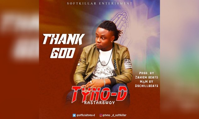 Listen to Tyno-D – Thank God + Lyrics