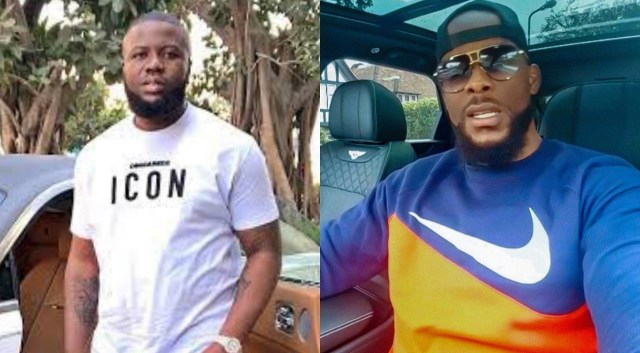 Hushpuppi adds N10m to N30m for M.I and Vector rap face-off