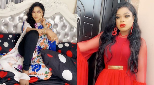 One of my boo is upset with me because I didn't pick his calls last night – Bobrisky