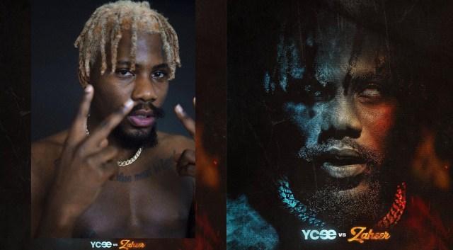 Ycee's 2nd studio album 'YCEE vs ZAHEER' sets to drop