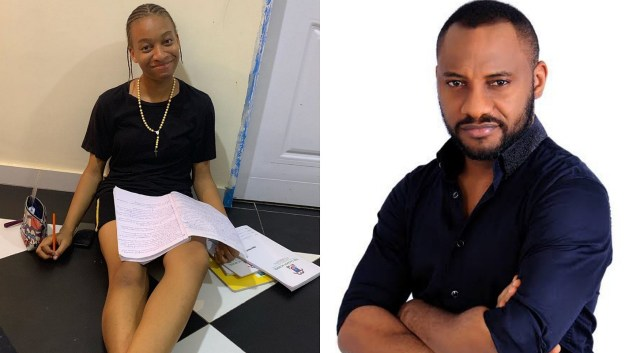 I was broke when I had my daughter – Yul Edochie reveals as he celebrates his first child
