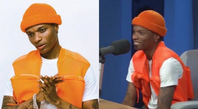 Wizkid discloses the meaning of Joro during interview