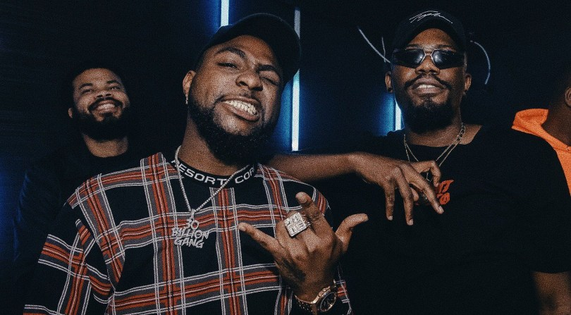 """YCee excited to see Davido, other celebs at his album listening party; """"it's like a dream"""", he said"""