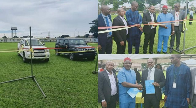 Innoson partners with Shell Nigeria for supply of Innoson Vehicles to the company