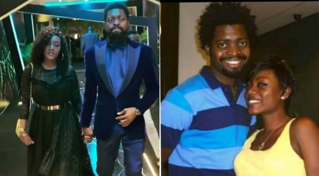 Comedian Basketmouth celebrates 9 years marriage anniversary with wife, shares throwback photos