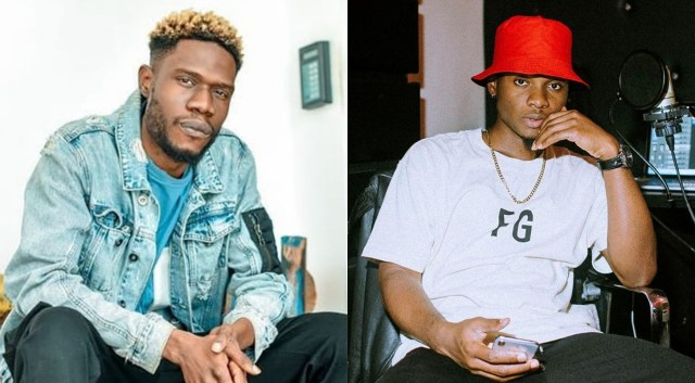 Tekno's younger brother, Spotless accuses 'Soco' producer Northboi of stealing his new beat