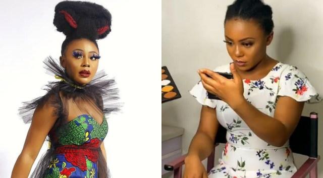 Audio Perfume? BBNaija star Ifu Ennada said she spent N1 million on perfume(video)