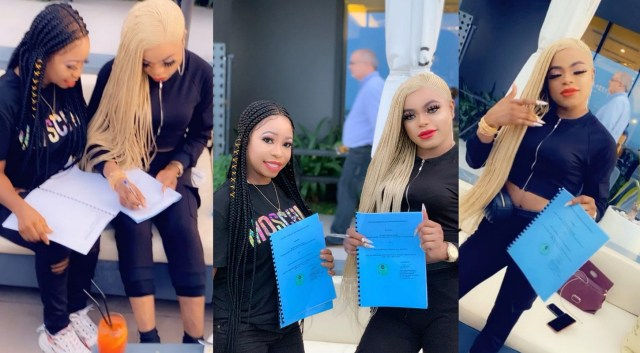 Bobrisky signs new endorsement, says it's his 9th deal this year 2019