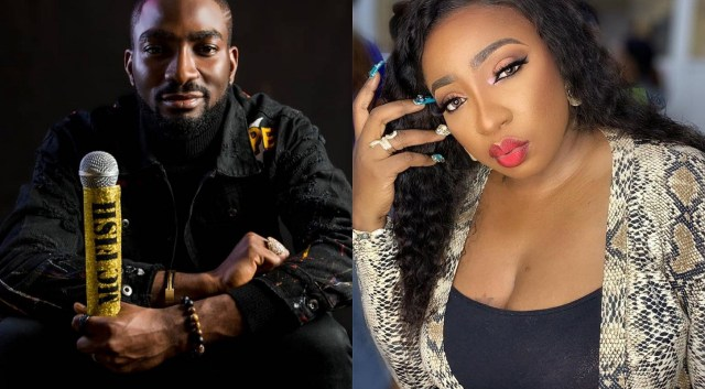 A week without you is like a month to me – Actress Anita Joseph misses her boyfriend MC Fish who travels to Dubai